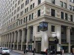 budynek banku w miejscowści Chicago